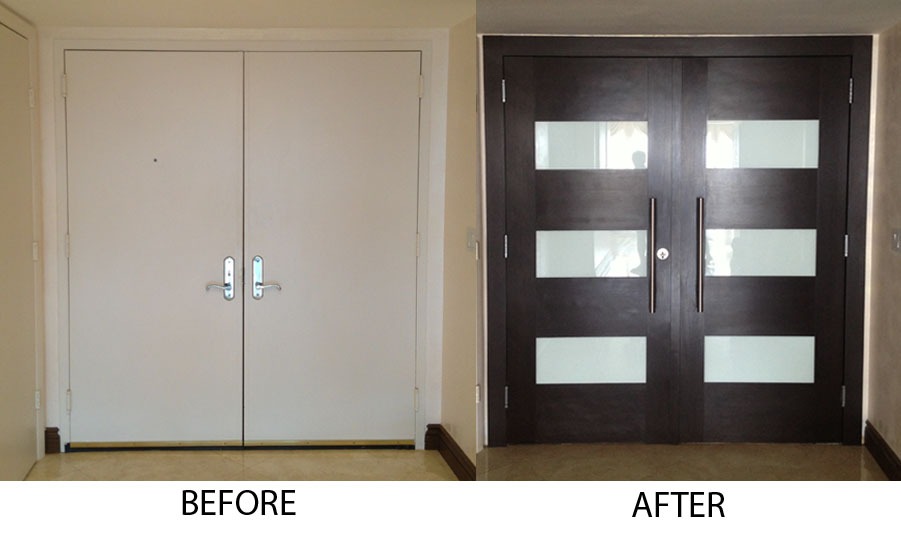 Dayoris doors modern entry doors refacing contemporary for Exterior doors miami